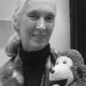 Jane Goodall (http://commons.wikimedia.org/wiki/File:Jane_Goodall_HK.jpg)