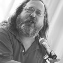 Richard Stallman (http://en.wikipedia.org/wiki/File:Rms_at_pitt.jpg)