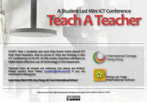 Teach A Teacher