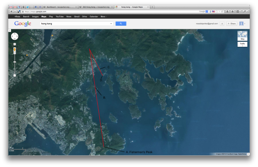 Where in HK - 6. Map Annotated
