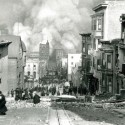The Great San Francisco Fire and Earthquake of 1906.