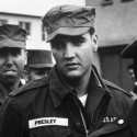 Elvis in the Army.