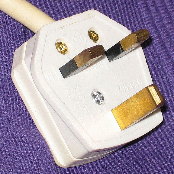 British Plug Looking Back On My Own Time
