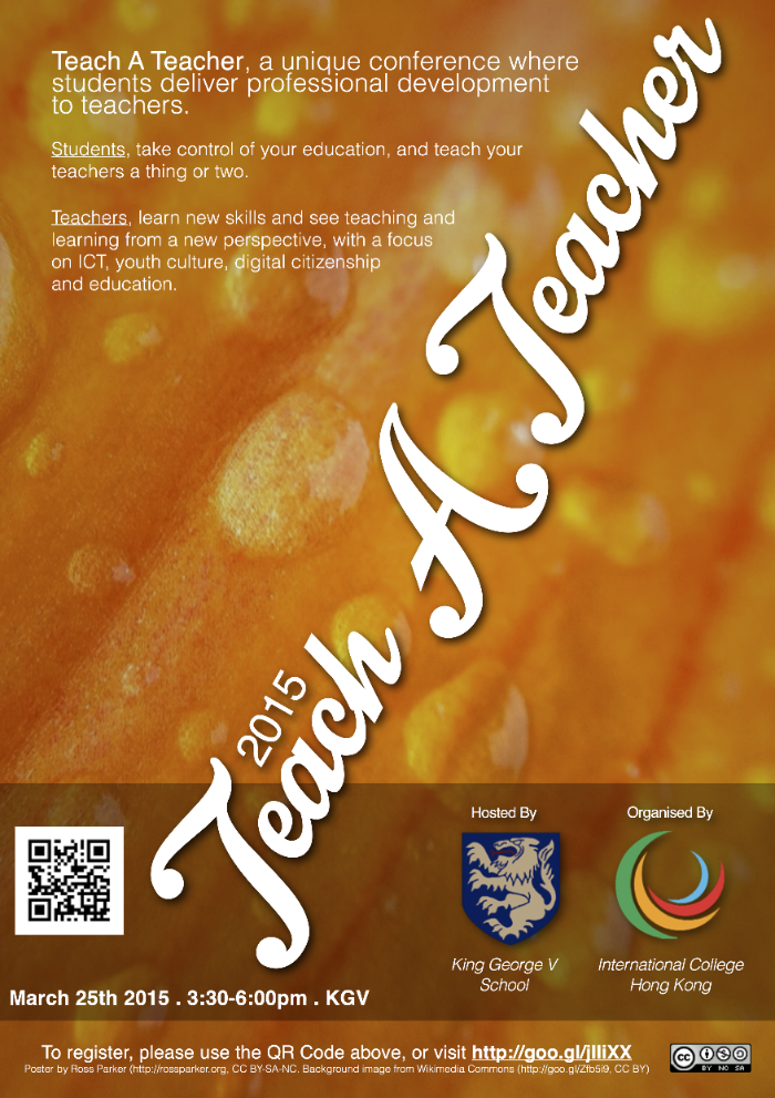 Teach A Teacher 2014 - Poster_web