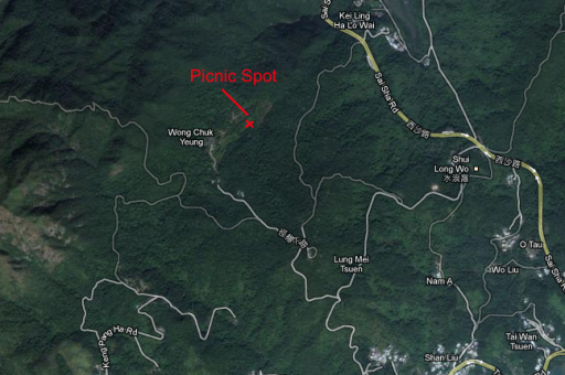 Where in HK - 8. The Spot